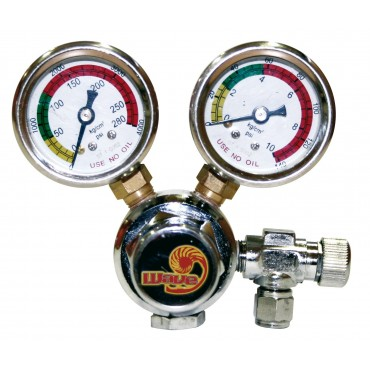 Wave Tehno CO2 Reducer W/2 Manometers