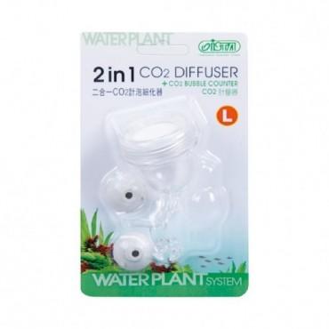 Ista Difuzor CO2 + numarator bule L