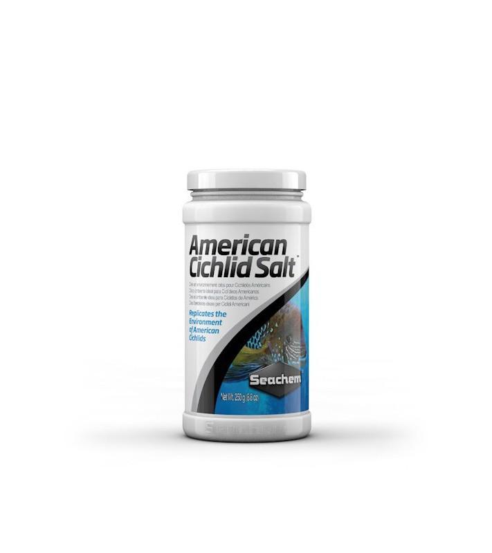 Seachem American Cichlids Salt