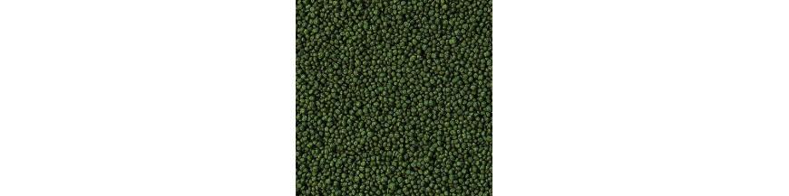Hrana granulata cichlide