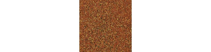 Hrana granulata vitaminizata